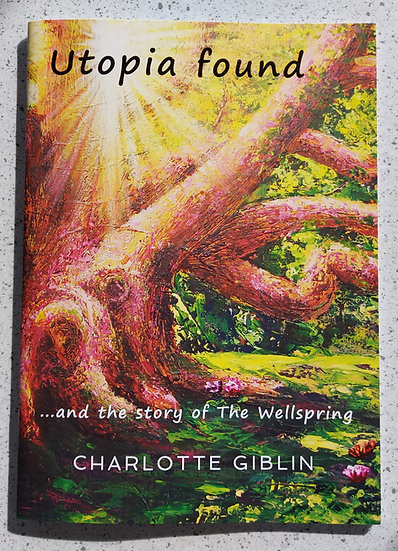 Utopia found - storybook / exhibition catalogue