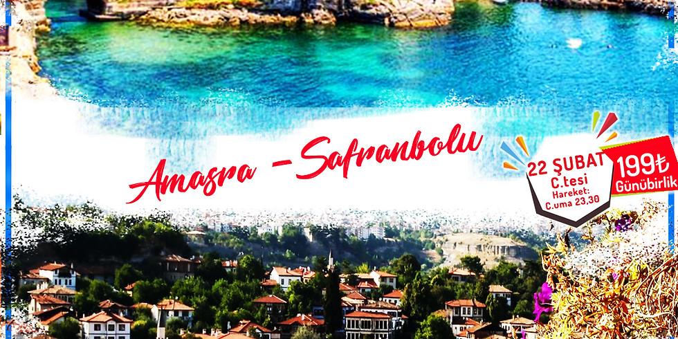 Günübirlik Amasra ve Safranbolu Turu