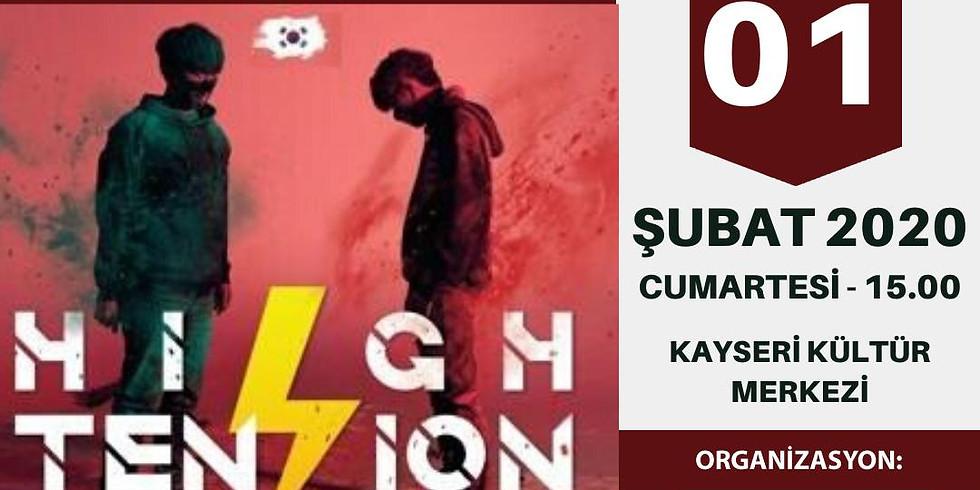 K-Pop High Tension - Türkiye Turnesi