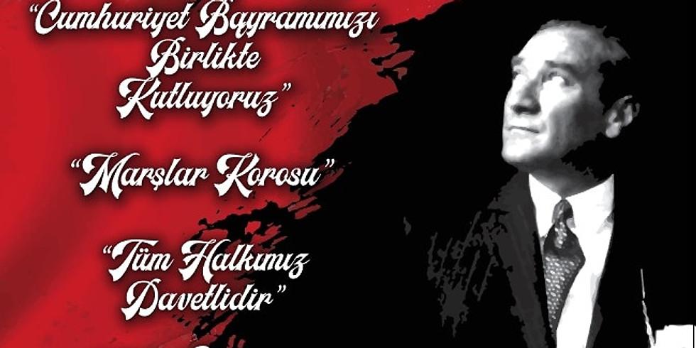 Cumhuriyet korosu - Türk kadınlar birliği