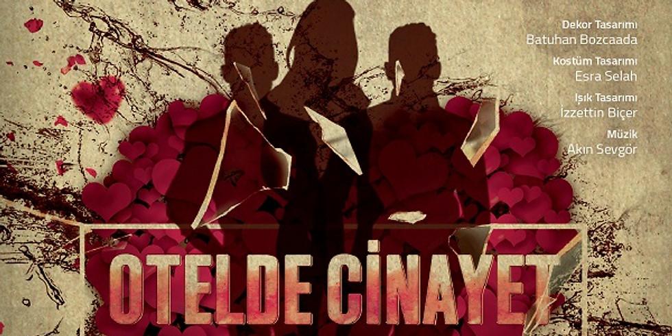 """OTELDE CİNAYET"" - DİYARBAKIR DT  -   24-25-26 KASIM 2020"