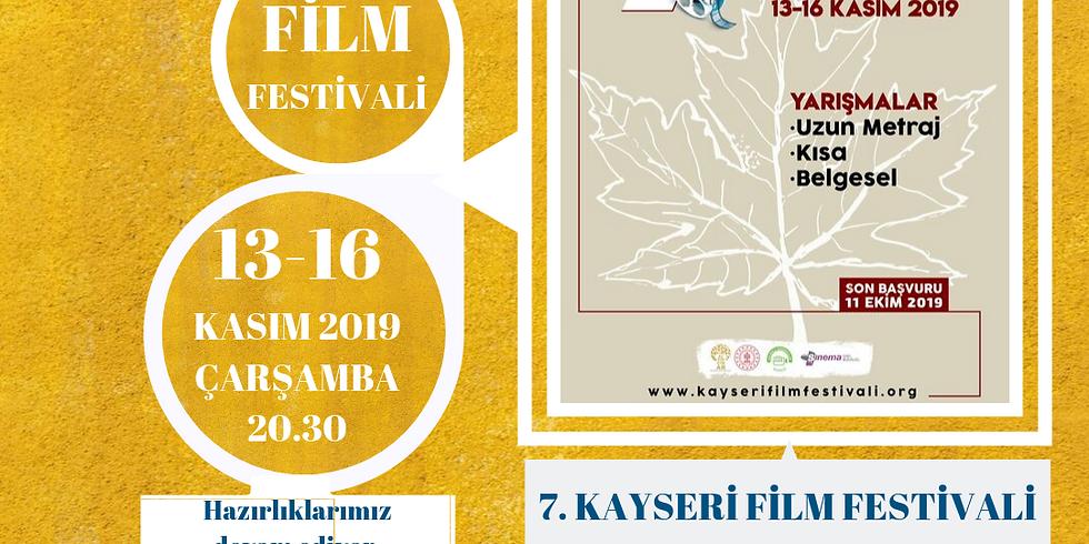 7.  FİLM FESTİVALİ
