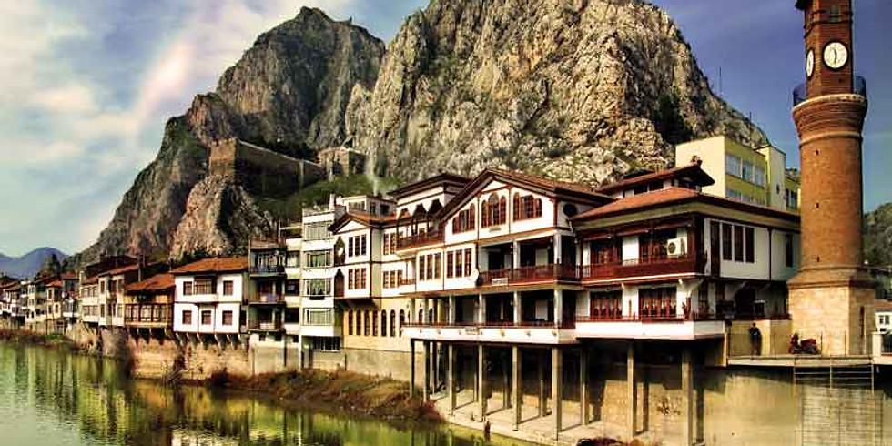 Şehzadeler Şehri Amasya Turu Günübirlik