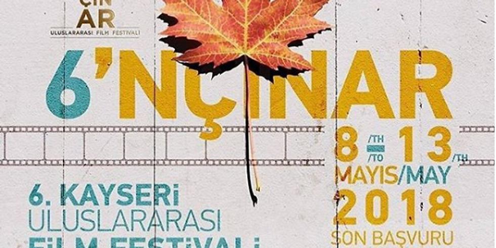 6'ÇINAR FİL FESTİVALİ