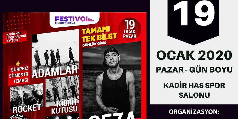 FESTİVOLL - 19 OCAK 2020 GÜN BOYU