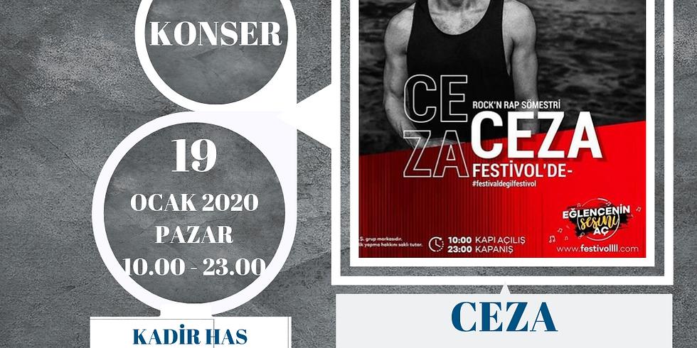 CEZA - FESTİVOLL