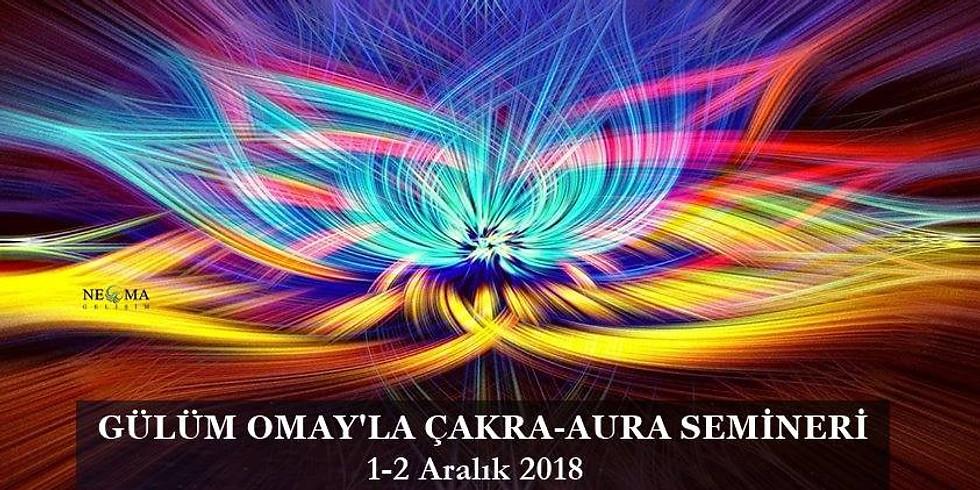 Gülüm Omay'la Çakra-Aura Semineri