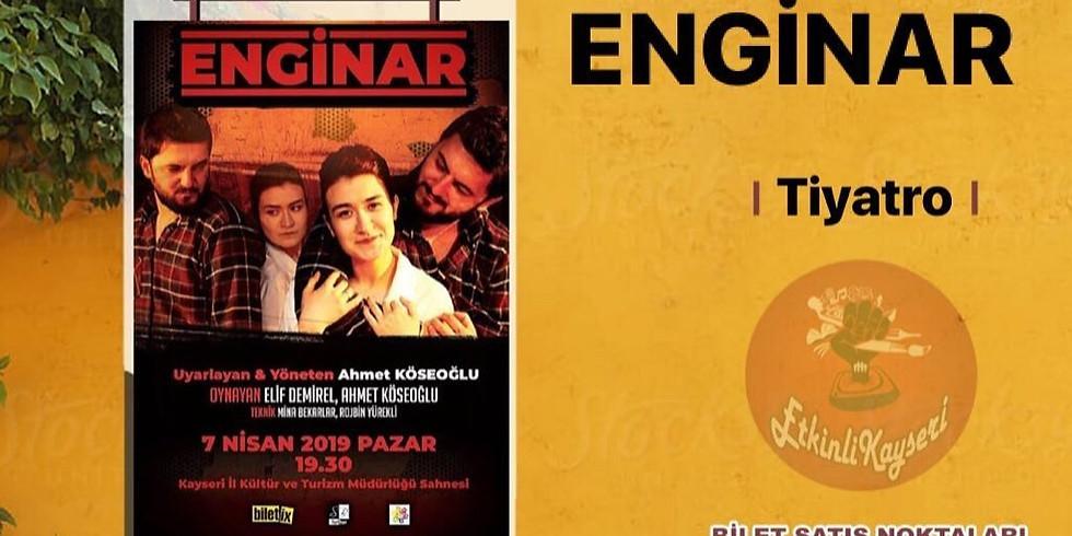 ENGİNAR - TİYATRO - @ahmet_koseogluu