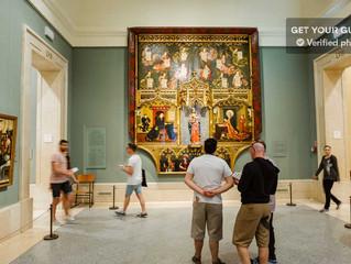 Evden çıkmadan gezilebilecek müzeler;