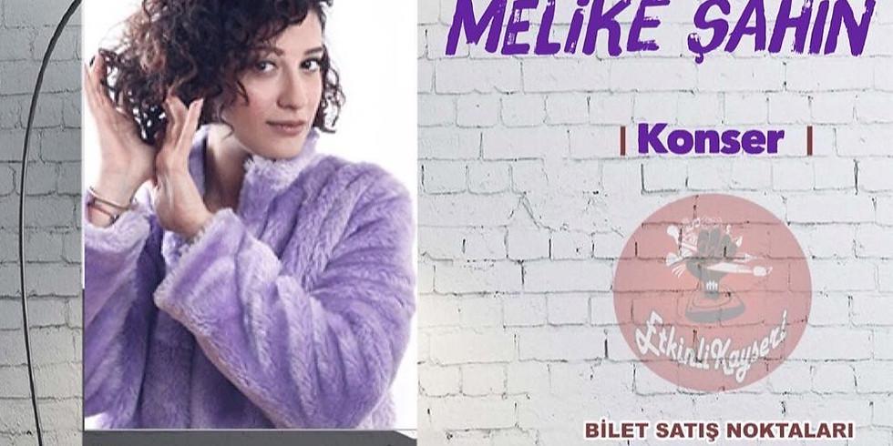 Melike Şahin 25 Nisan - @tiyatrokonserkayseri
