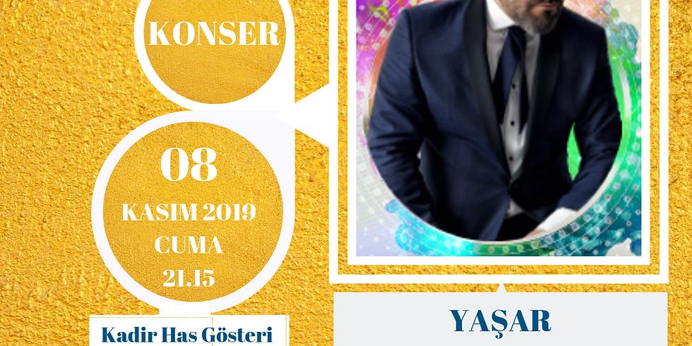 YAŞAR - KONSER