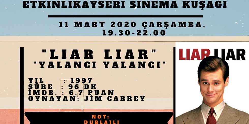 KIŞ SİNEMASI  (3)- YALANCI YALANCI - Jim CARREY