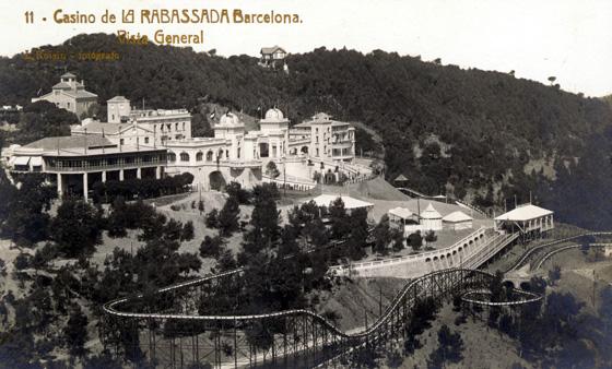 Antic casino tibidabo