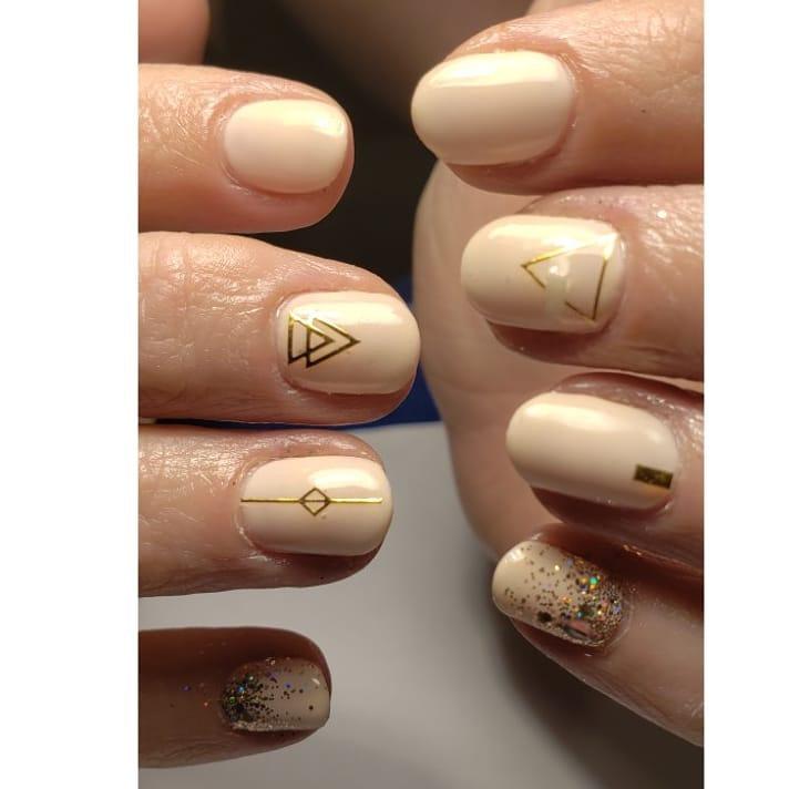 Gel Manicure w/Gel Removal