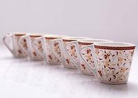 Ceramic Cup Saucer