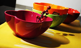 melamine crockery, melamine tableware, snack bowl, snack tray, color bowl