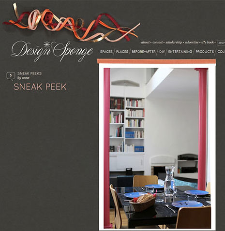 design sponge, jeune créateur, design, art contemporain, couleurs