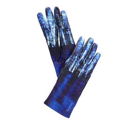 """""""Blues, Paysage Émotionnel 2"""" Gloves"""