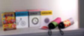 accessoires vendus dans des boutiques design, de jeunes créateurs contemporain, branché