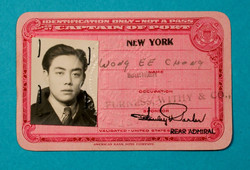 LIVERPOOL CHINATOWN ORAL HISTORY The Wong Family Father