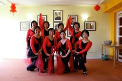 Chung Hok dancers1