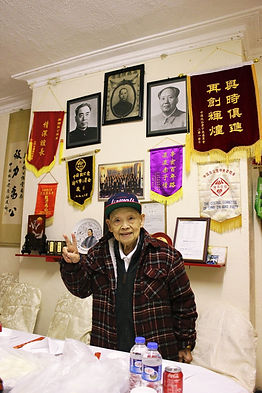 Chinese Freemasons Nelson Street. 2014 image Moira Kenny