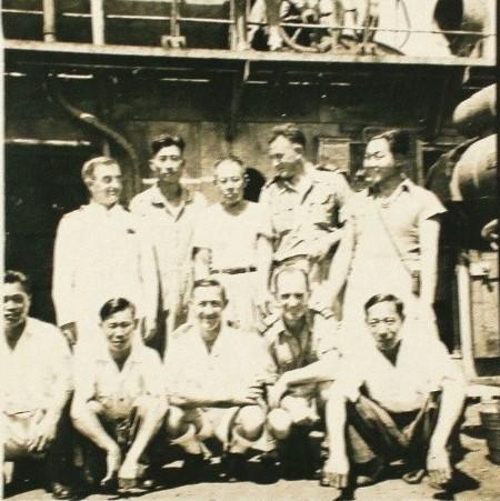 Cho Sui Hei Crew