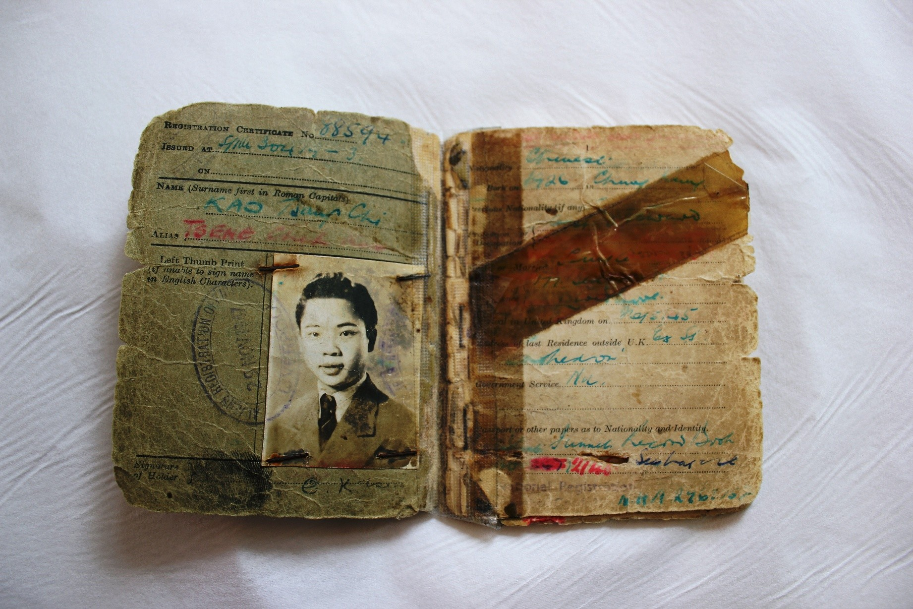 San Good Old ID