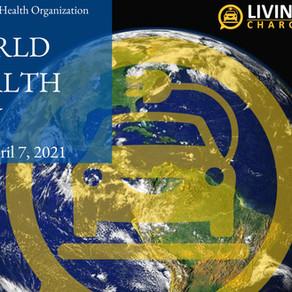 "WHO World Health Day: ""Build a fairer, healthier world."""