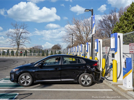New York Ranks Among Top 10 States Supporting EV Drivers