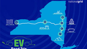 Schenectady Named 1 of 16 Summer 2021 EV Destinations