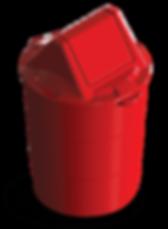 Lixeira Basculante 50/100 litros