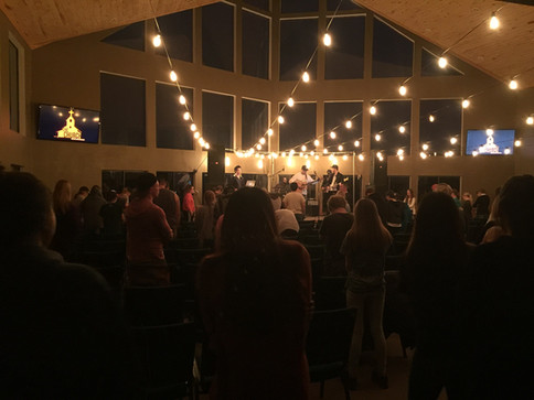 Winter Camp 2018 worship!