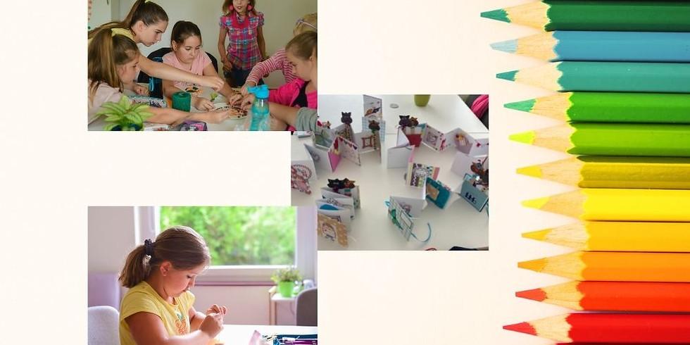 Kreatív - alkotó tábor