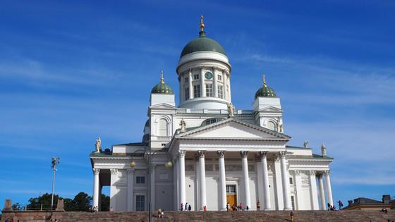 Helsinki Walking Tour.