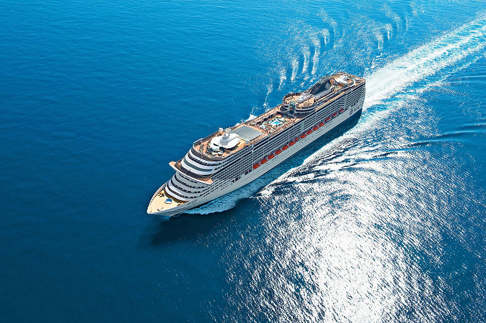 Cruise MegaShip
