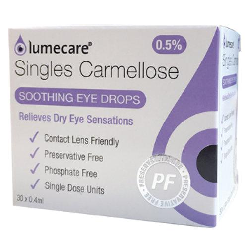 Lumecare Singles Carmellose Eye Drops