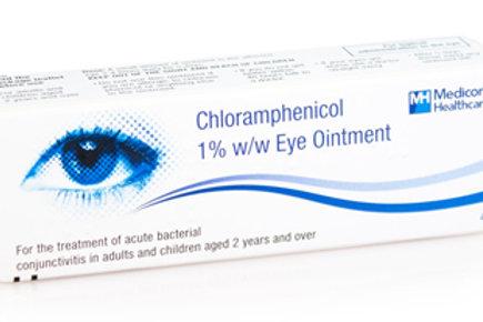 Chloramphenicol Eye Ointment
