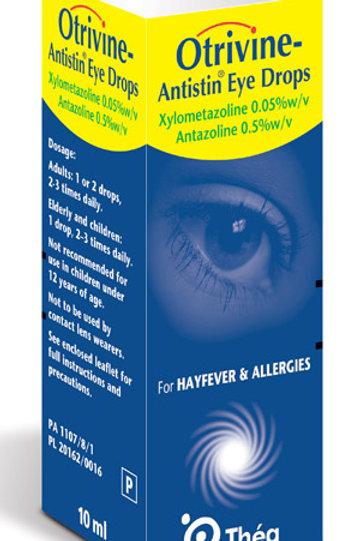 Otrivine-Antistin Allergy Eye Drop