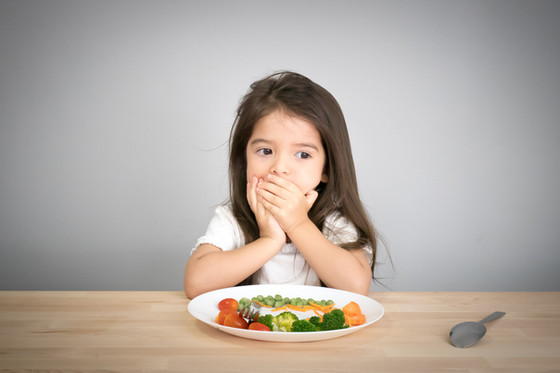 5 Ways to help the Picky Eater at your table!