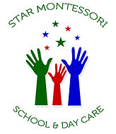Star Montessori School and Day Care, childcare, preschool, prek, kindergarten, child care, afterschool, toddler program Logo