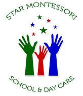 Star Montessori School and Day Care, childcare, preschool, prek, kindergarten, child care, afterschool, toddler program Logo