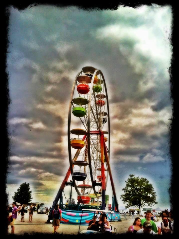 Ferris Wheel II