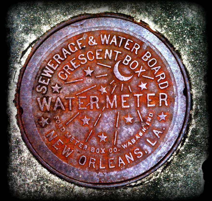 New Orleans Sewer Cover II