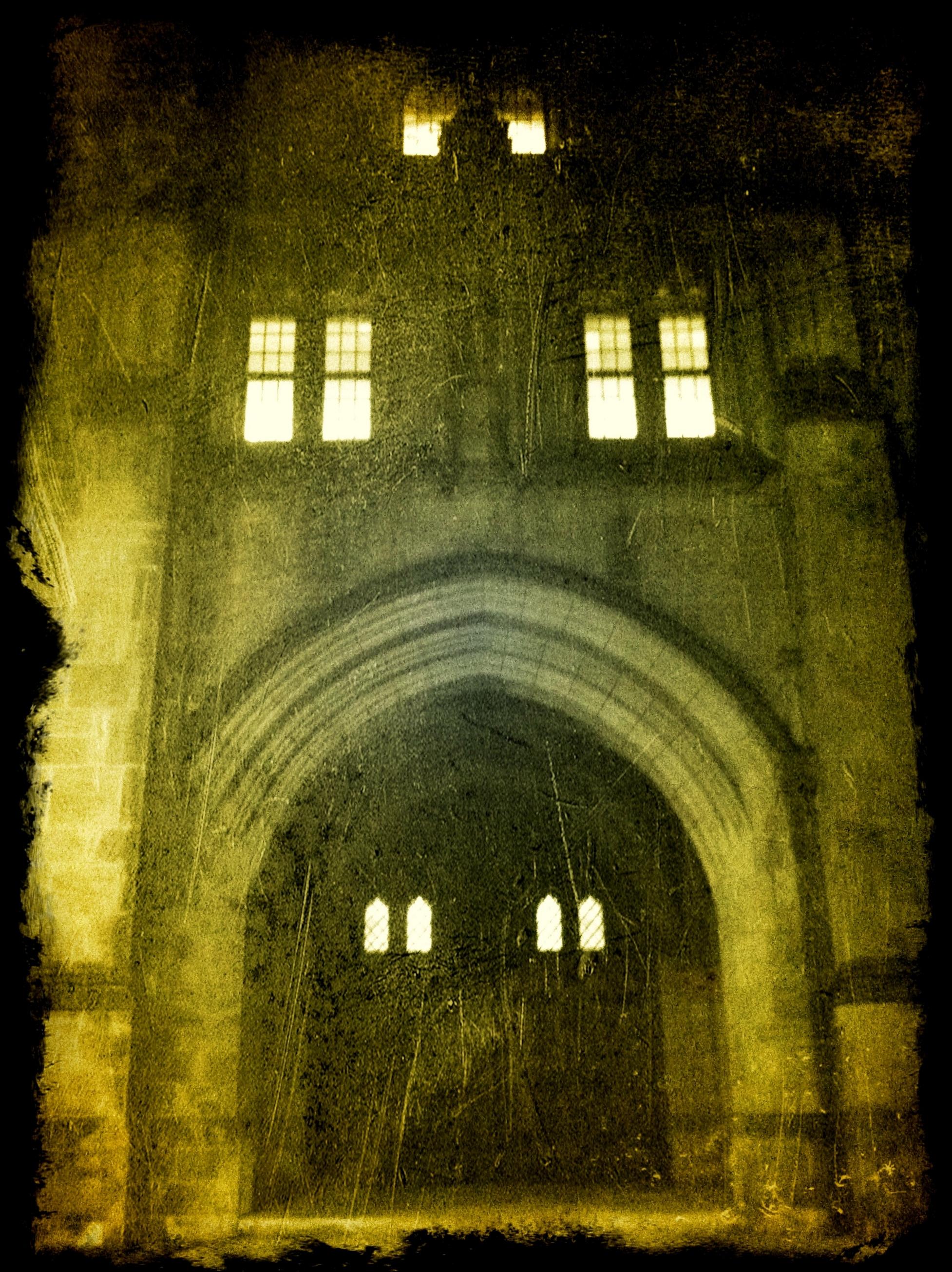 Yale Archway