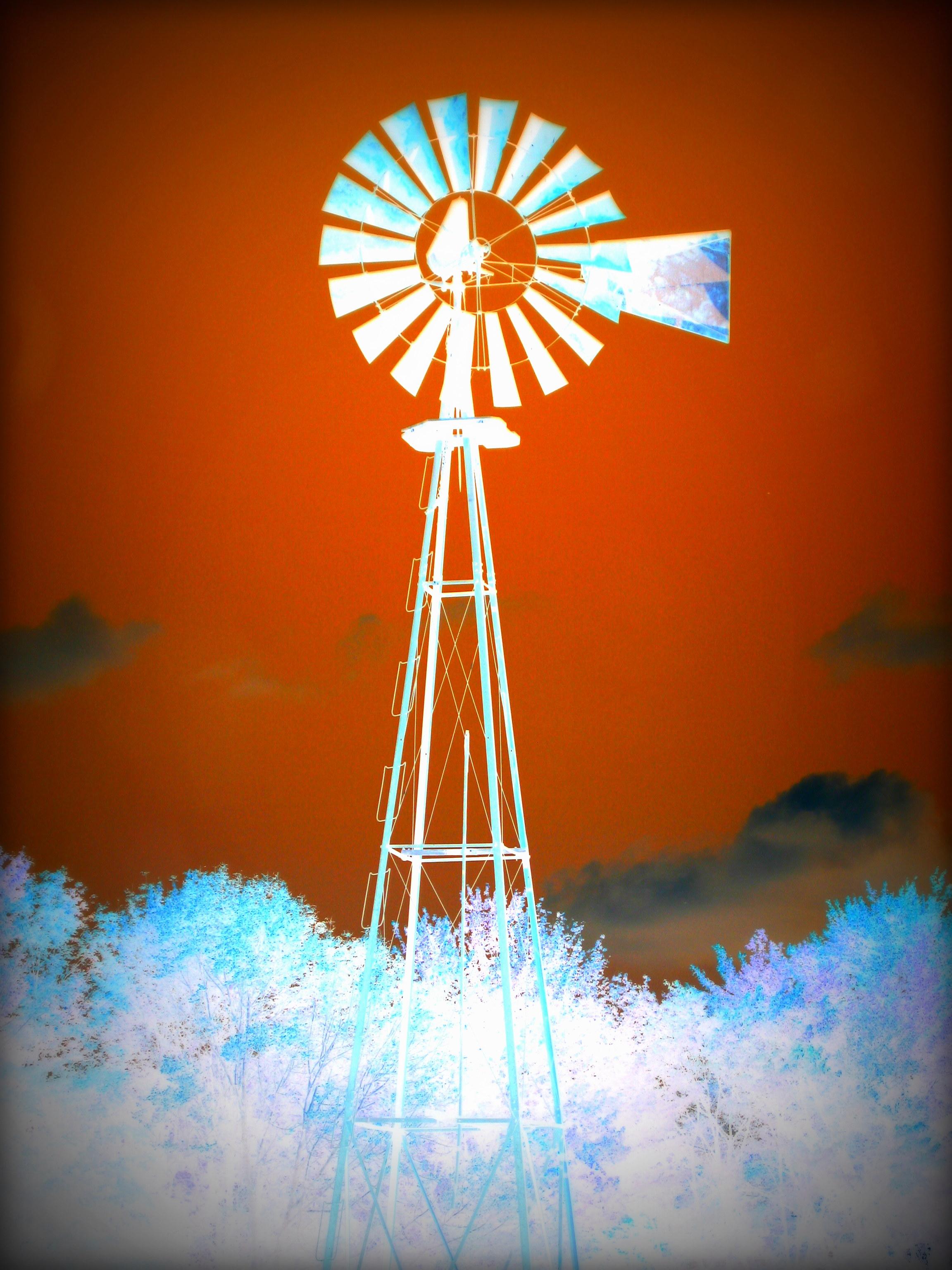 Inverted Windmill
