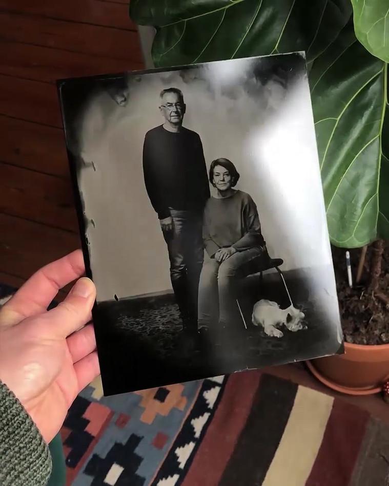 Familien Porträt