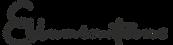 Logo Name Script Elluminations PNG BLACK