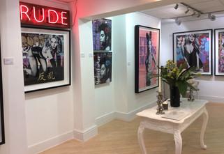 Pegasus Exhibition at Attitude Gallery