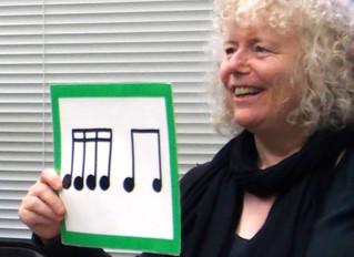 Theory, Intuition and Joy. Norsk Suzukiforbund presents Caroline Fraser